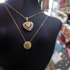 ダイヤモンド,,diamond ,1ct,期間限定,販売,クリスマス,Xmas,Christmas,ネックレス,ハートシェイプ,ブランド楽市,赤羽店