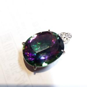 天然石,宝石,貴金属,ネックレス,トップ,赤羽店,ブランド楽市,買取,高価買取
