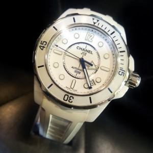 シャネル,腕時計,J12,マリーン,ホワイト,販売買取,ブランド楽市,赤羽店