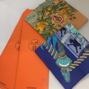 エルメス,HERMES,スカーフ,アレンジ,ファッション