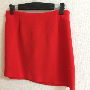石原さとみ,アンナチュラル,春,ファッション,トレンド,大人,可愛い,赤,スカート