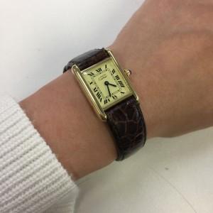 カルティエ,Cartier,マストタンク,腕時計,定番,アンティーク,ヴィンテージ,ブランド楽市