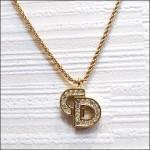 クリスチャン・ディオール, Christian Dior,ネックレス