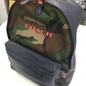 コーチ,COACH,バッグパック,バッグ,迷彩,宅配買取,ブラン楽市