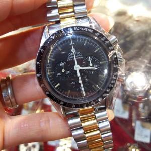 腕時計,オメガ,OMEGA,スピードマスター,オーバーホール,メンテナンス,ブランド楽市,修理,赤羽店