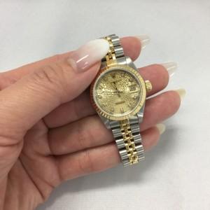 腕時計,ロレックス,ROLEX,ダイヤモンド,シャンパンゴールド,稀少,レア,高級品,死産価値,生前整理,高価買取,ブランド楽市,査定,鑑定,無料