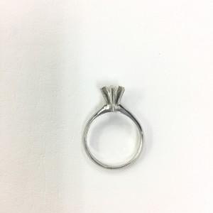 ダイヤモンド,リング,指輪,立て爪,リフォーム,駒沢店,宝石,貴金属,取扱い専門店,ブランド楽市