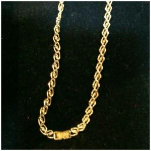 貴金属,ゴールド,ネックレス,アンティーク,金K18,地金,買取,販売,ブランド楽市