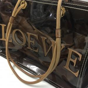 ロエベ,LOEWE,クリアバッグ,ビニールバッグ,トレンド,ファッション,買取,販売,専門店,ブランド楽市