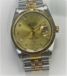 ロレックス,ROLEX,腕時計,デイトジャスト,資産価値,生前整理,相続,ブランド楽市