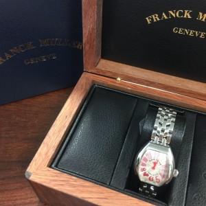 フランク ミュラー,FRANCK MULLER,資産価値,腕時計