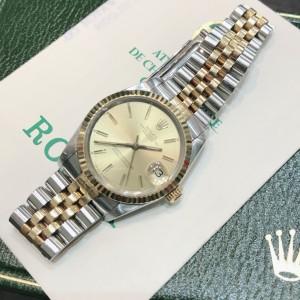 ロレックス,ROLEX,腕時計,買取,デイトジャスト,コンビ,吉祥寺店,ブランド楽市