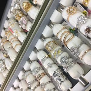 リフォーム,サイズ直し,立爪,指輪,リング,ダイヤモンド,宝石,貴金属,ブランド楽市,赤羽店