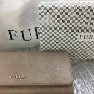 フルラ,FURA,財布,宅配買取