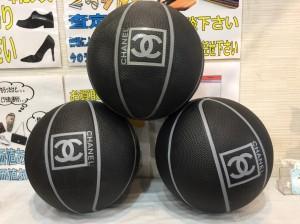シャネル,chanel,レア,バスケットボール,買取,ブランド楽市,吉祥寺店,東京都,武蔵野市