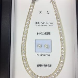 パール,真珠,ネックレス,宝石,貴金属,ブランド楽市,吉祥寺店