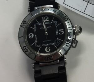 カルティエ,Cartier,腕時計,電池交換,駒沢店,赤羽店,吉祥寺店