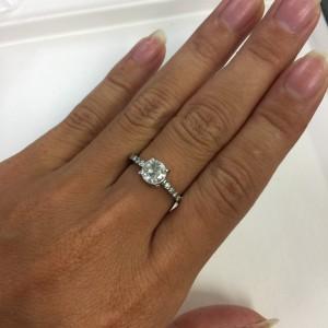 リフォーム,指輪,リング,ネックレス,立て爪,ダイヤモンド,ブランド楽市,駒沢店