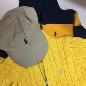 ラルフローレン,Ralph Lauren,セーター,ポロシャツ,短パン,ボトム,キャップ,宅配買取