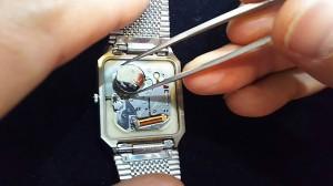 電池交換,腕時計,ブランド楽市,吉祥寺店,東京都,武蔵野市