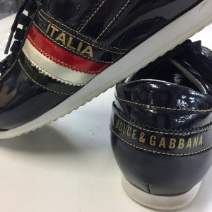 ドルチェ&ガッバーナ ,Dolce&Gabbana,90年代,リング,リバイバル,スニーカー,靴,シューズ,宅配買取,,ブランド楽市