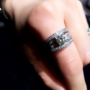 宝石,ジュエリー,指輪,リング,貴金属,ダイヤモンド,リフォーム,ブランド楽市,アンテウス