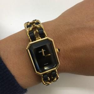 シャネル,CHANEL,腕時計,プルミエール