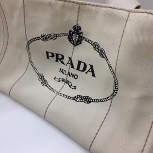 プラダ,PRADA,カナパ,トートバッグ,デニム,ファッション,定番