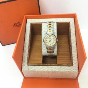 エルメス,HERMES,クリッパー腕時計,ご褒美,投資,ブランド品