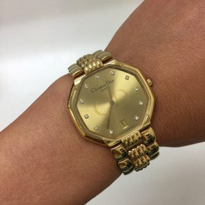 クリスチャンディオール,Christian Dior,腕時計,お下がり,形見分け,腕時計,一緒物