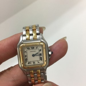 カルティエ,Cartier,パンテール,お下がり,形見分け,腕時計,一緒物