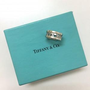 ティファニー,TIFFANY&Co.,アトラスリング,可愛い,アクセサリー,オシャレ