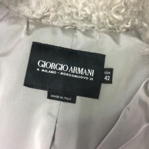 ジョルジオ・アルマーニ,Giorgio Armani,ラム,コート,毛皮,ブランド,コート,アウター,宅配買取