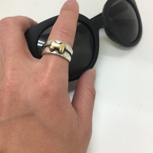 エルメス,指輪,リング,ブランドアクセサリー