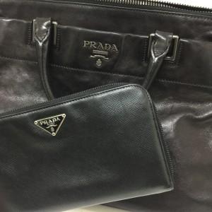 プラダ,PRADA,長財布