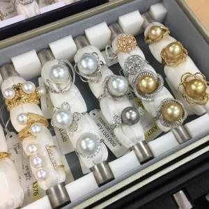 真珠,パール,宝石,貴金属,指輪,リング,ネックレス,リフォーム,作り変え,お直し,リメイク,リペア,サイズ直し,新品磨き,買取,赤羽店,北区,東京都,ブランド楽市