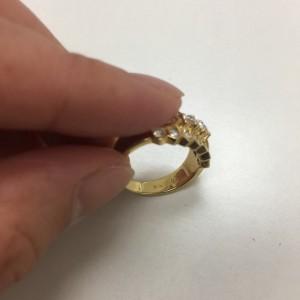 宝石,貴金属,指輪,リング,サイズ直し,リフォーム,駒沢店,世田谷区,ブランド楽市