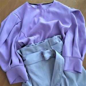 2019,トレンド,カラー,紫,パープル,ミレニアル・パープル,ファッション,オシャレ