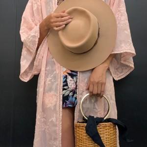 ピンク,秋,ファッション