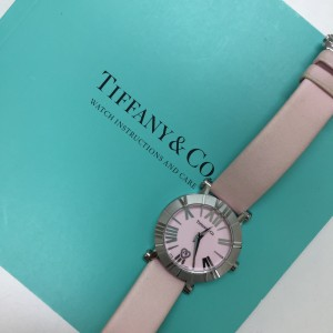 ティファニー,TIFFANY&Co.,腕時計,アトラス,大人,オシャレ,手元