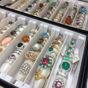 宝石,貴金属,指輪,リング,サイズ直し,新品仕上げ,赤羽店,ブランド楽市,北区