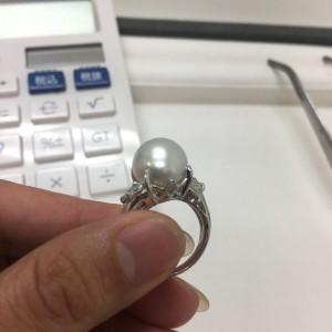 宝石,貴金属,真珠,パール,鑑定,査定,駒沢店,ブランド楽市