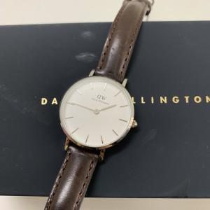 ダニエルウェリントン,DANIEL WELLINGTON,腕時計,大人,オシャレ,手元,ブランド