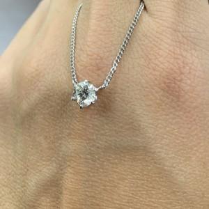 ダイヤモンド,立て爪,ネックレス,リフォーム,吉祥寺店,武蔵野市,東京都,ブランド楽市