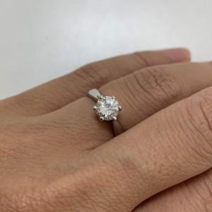ダイヤモンド,立て詰め,指輪,リング,ブランド楽市,駒沢店,世田谷区,ブランド楽市