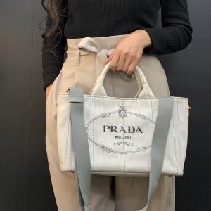 プラダ,PRADA,カナパトート,ブランド楽市