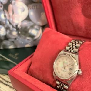 ロレックス,ROLEX,腕時計,デイトジャスト,一生物