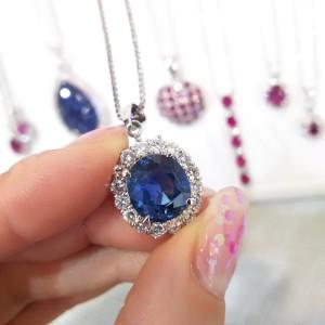 サファイヤ,sapphire,宝石,ジュエリー,ネックレス,ダイアモンド,diamond,プラチナ,貴金属,駒沢店,ブランド楽市,買取強化
