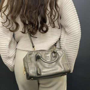 ロエベ,LOEWE,アマソナ,ミニバッグ,小型バッグ,ハンドバッグ,トレンド,女子,ファッション,ブランド