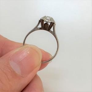 ダイヤモンド,指輪,リング,立て爪,宝石,貴金属,リフォーム,ブランド楽市,吉祥寺店,武蔵野市,東京都